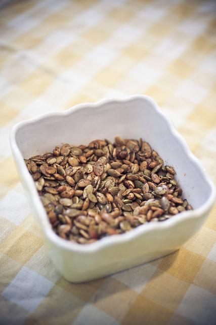 pumpkin seeds beauty