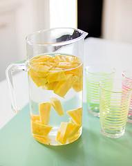 fruit water beauty