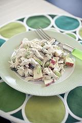 tarragon chicken salad beauty