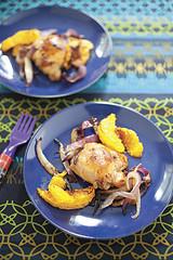 roast chicken beauty