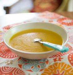 squash soup beauty