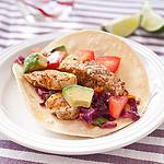 fish taco beauty
