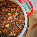 Beef stew beauty