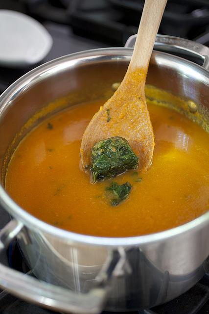 carrot soup beauty