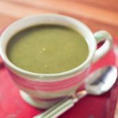 double green soup beauty